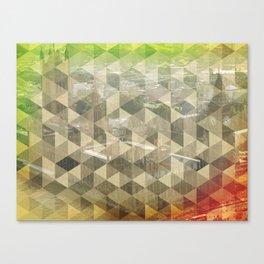 WP pattern Canvas Print