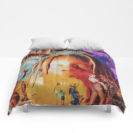 Cover fan Astroworld Comforters