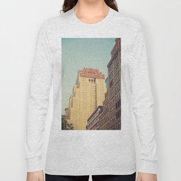 Vintage New Yorker Long Sleeve T-shirt