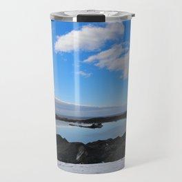 Icelandic Reflection Travel Mug