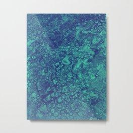 Aquatic Metal Print