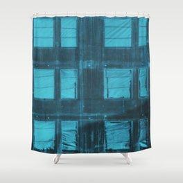 Somewhere behind a window Shower Curtain