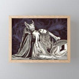 The love of the duchess #society6 Framed Mini Art Print