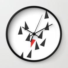 Opposite I Wall Clock