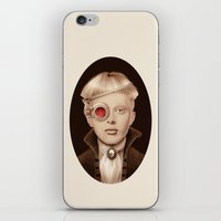 """steampunk iPhone & iPod Skins featuring """"Steampunk"""" by Giulio Rossi"""