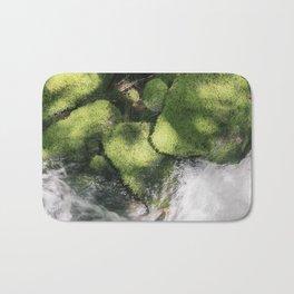 Feel the Wetness in the Air Bath Mat