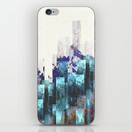 Cold cities iPhone Skin