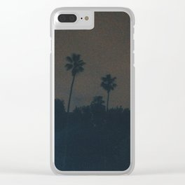 4am Clear iPhone Case