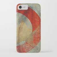 captain iPhone & iPod Cases featuring Captain by Fernando Vieira