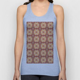 Ethnic african seamless tribal pattern. Unisex Tank Top