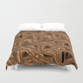 Abstract 356 Duvet Cover