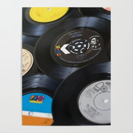 Sounds of the 70s III Poster
