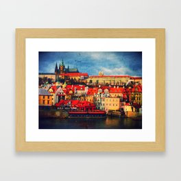 The Charles Framed Art Print