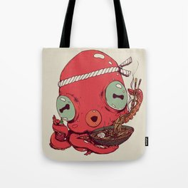 Spicy Ramen Tote Bag
