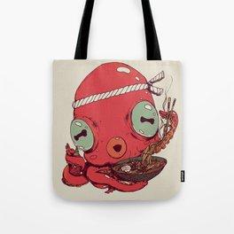 Spicy Ramen Tote Bag