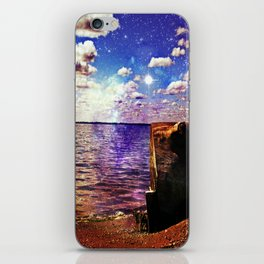 Magic Lake iPhone Skin