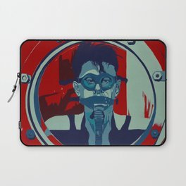 Love In A Hole Laptop Sleeve
