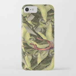 To bird or not to bird iPhone Case