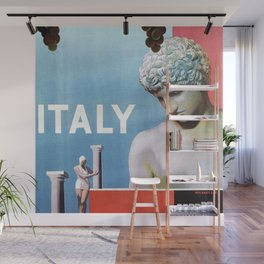 Travel to Italy in 1935 Wall Mural