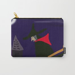 A Whimsical Witch Carry-All Pouch