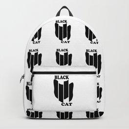 Cat Flag Backpack
