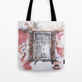 Window of Hope Tote Bag