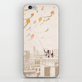 Komal iPhone Skin