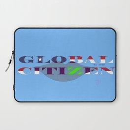 Global Citizen BG Color Laptop Sleeve