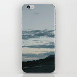 Alaskan Roads iPhone Skin