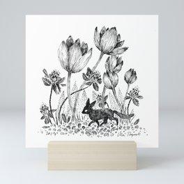 Tiny Fox Mini Art Print