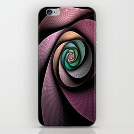 Rennie Rose iPhone Skin