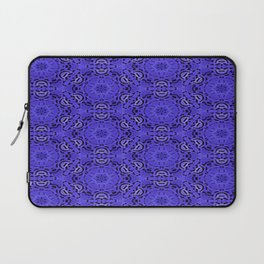 Purple Passion Pattern Laptop Sleeve