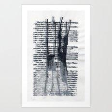 Untitled 003 Art Print