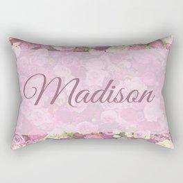 Rosey Day Rectangular Pillow