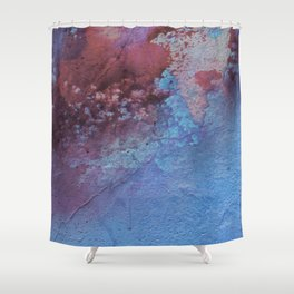 """""""Imperfection"""" Shower Curtain"""