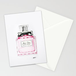 Blooming Bouquete Parfume Stationery Cards