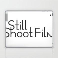 I Still Shoot Film - 1line Laptop & iPad Skin