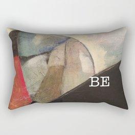 may you be peace. Rectangular Pillow