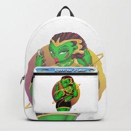 Alien B-Girl Selfie Backpack