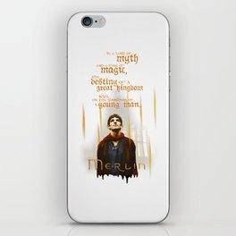 Merlin: Myth and Magic iPhone Skin