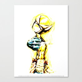 Wolvie Canvas Print