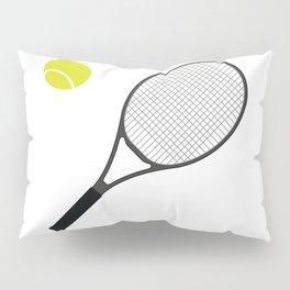 Tennis Racket And Ball 1 Pillow Sham