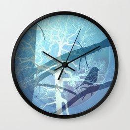 Spring Melody Wall Clock