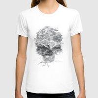 gladiator T-shirts featuring SKLL3 by karakalemustadi