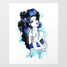 Sashi Art Print