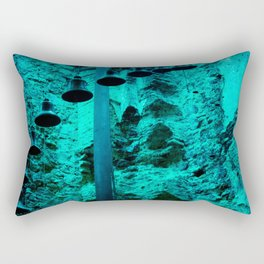 Hells Bells Rectangular Pillow