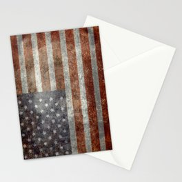 """""""Old Glory"""", The Star-Spangled Banner Stationery Cards"""
