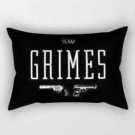 Team Grimes Rectangular Pillow