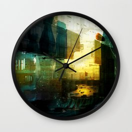 Future Wall Clock