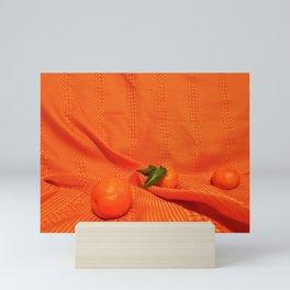Oranges Mini Art Print